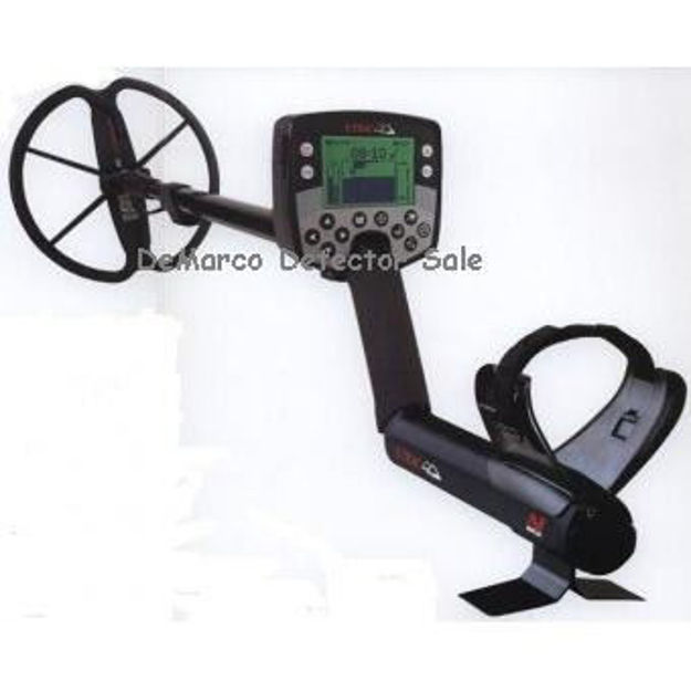 Picture of Minelab E-TRAC Pro Metal Detector!
