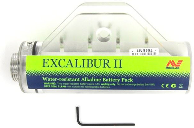 Picture of Excalibur And II Alkaline Battery Pack