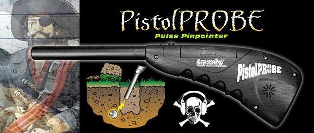 Picture of DETECTORPRO PISTOL PROBE