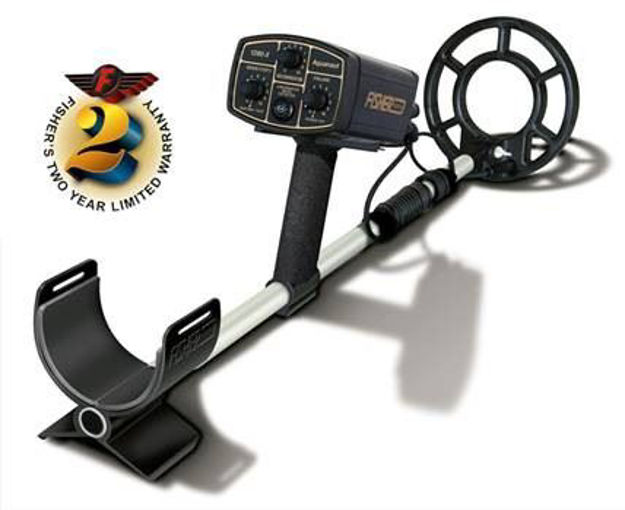 "Picture of Fisher 1280-X Underwater Metal Detector ""Aquanaut"""