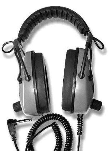 Picture of GRAY GHOST DMC HEADPHONES (CTX 3030)