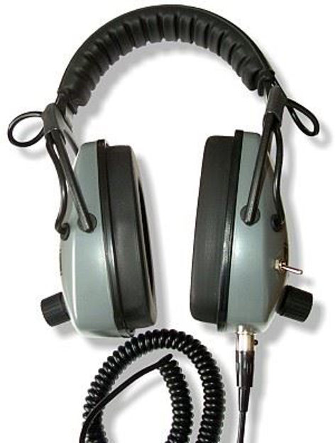 Picture of GRAY GHOST NDT HEADPHONES