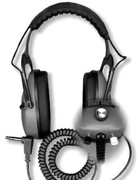 Picture of GRAY GHOST ULTIMATE HEADPHONES