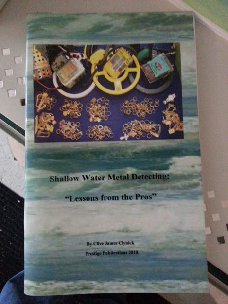 Picture of Shallow Water Metal Detecting - Lessons From The Pros