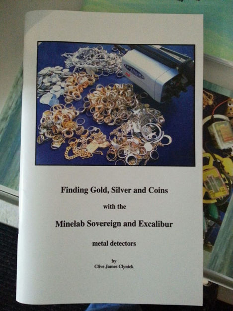 Picture of Finding Gold, Silver and Coins with the Minelab Sovereign and Excalibur