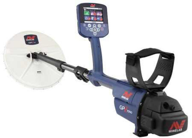 Picture of Minelab GPZ 7000 Gold Detector