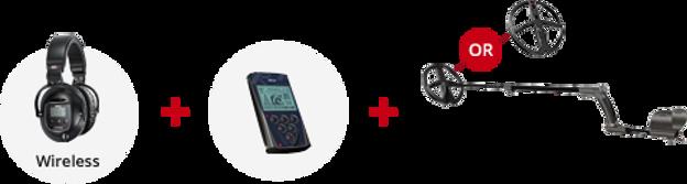 Picture of XP Deus Metal Detector (RC_WS5)