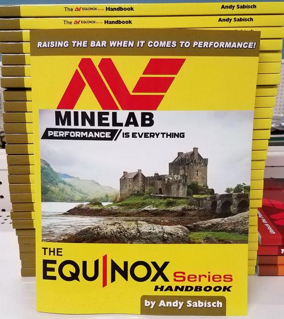 Picture of The Minelab Equinox Series Handbook