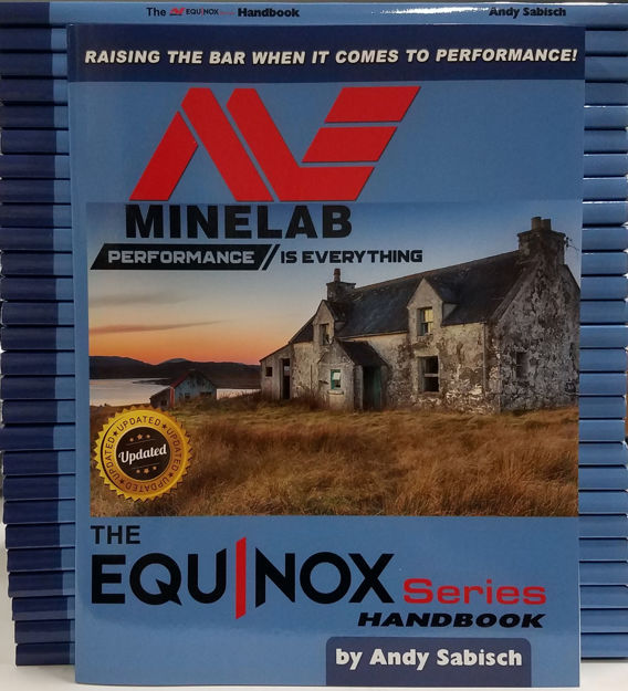 Picture of The Minelab Equinox Series Handbook - UPDATED